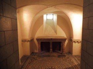 Crypte Sainte Blandine 2