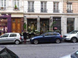 rue Franklin fleuriste
