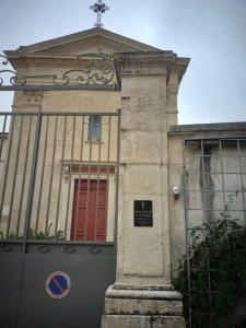 Eglise de rite Byzanthin à Sainte Irénée