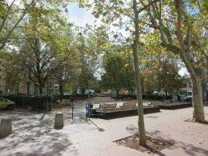 Place Bénédicte Tessier Point du Jour